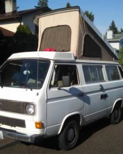 Rare 5 Speed 2.1L Westy For Sale Again - $8,500 in Tacoma, WA