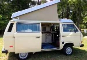 1984 VW Vanagon Westfalia Camper w/ 87k Miles - $12,750 in North