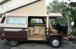 1984 VW Vanagon Westfalia Camper - $6,500 in Medford, OR
