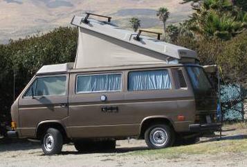 Clean 1985 VW Vanagon Westfalia Camper - $11k in Los Angeles