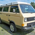 1985 VW Vanagon Westfalia Camper w/ 100k Miles - Auction / $12k