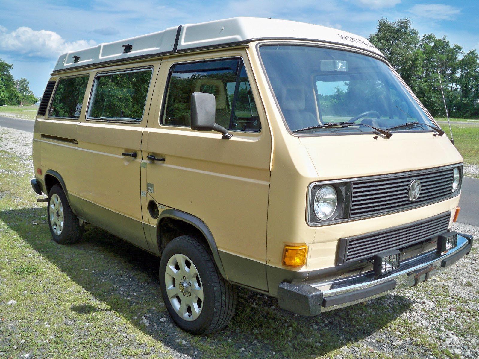1984 Volkswagen Vanagon Reviews - Carsurvey.org