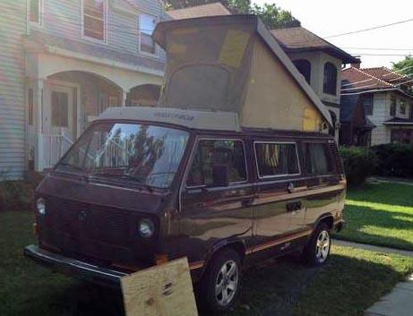 1985 VW Vanagon Westfalia - $1,900 in Lansing, MI