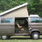 1985 VW Vanagon Westfalia Camper Auction - Blocksburg, VA