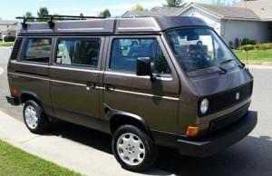 1985 VW Vanagon Westfalia w/ 2.2L Subaru & Extras - $30k in Fols