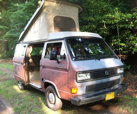 1986 VW Vanagon Westfalia Camper - $7,950 in Portland, OR