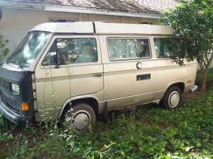 1987 VW Vanagon Westfalia Camper - $2,800 in Florida -