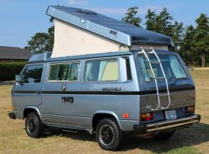 1987 VW Vanagon Westfalia Camper Auction In Washington Ends 8/27