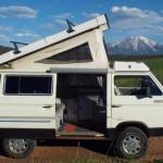 1987 VW Vanagon Syncro Westfalia w/ New 2.1L GoWesty Engine - $4