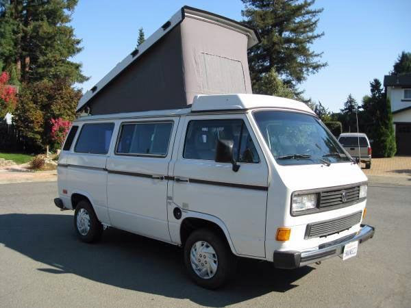 1987 VW Vanagon Westfalia Automatic w/ 206k Miles - $12,900 in N