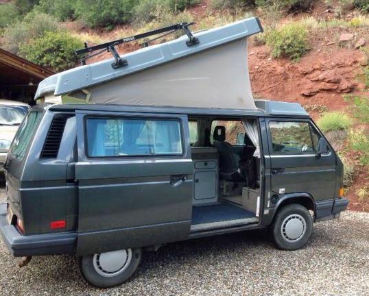 1989 VW Vanagon Westfalia Camper - $12,750 in Placerville, Color