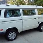 1988 VW Vanagon Westfalia - 128k Miles - No Rust - Auction in SL