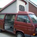 1989 VW Vanagon Westfalia Camper - $15,500 in Columbus, Ohio