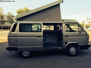 1990 VW Vanagon Westfalia Camper Automatic w/ 90k Miles - $20k i