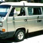 1991 VW Vanagon Westfalia Camper w/ 87k Miles -$8,000 in Sacrame