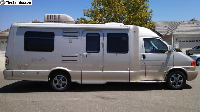 Campers For Sale In Louisiana >> 2004 VW Eurovan Rialta Gold Edition w/ 10k Original Miles - $43,500 in Antioch, CA