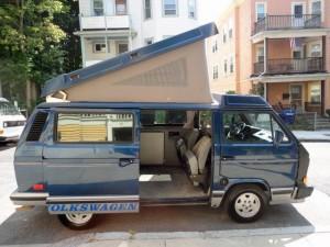 1990 Vw Vanagon Westfalia Multivan Weekender Auction In