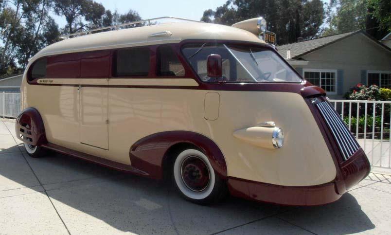 1941 Ford Western Flyer - $150k in Linden, California