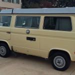 1983 5 vw vanagon westfalia camper yellow davenport iowa 25k 6