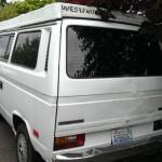 1983 vw Vanagon westfalia Camper white Seattle 5k 2