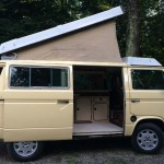 1983.5 VW Vanagon Westfalia Camper - Auction In Katonah, NY