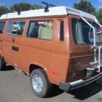1984 vw Vanagon westfalia camper bostig engine colorado 12k 2