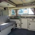 1984 vw Vanagon westfalia camper bostig engine colorado 12k 4