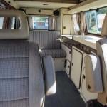 1984 vw Vanagon westfalia camper bostig engine colorado 12k 6