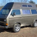 1984 vw vanagon adventurewagon high top 12500 2