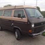 1984 vw vanagon westfalia camper gowesty engine 10k ohama
