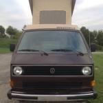 1984 vw vanagon westfalia camper gowesty engine 10k ohama 11