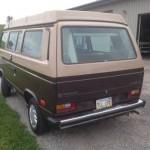 1984 vw vanagon westfalia camper gowesty engine 10k ohama 3
