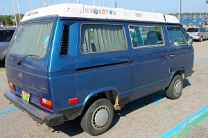1984 VW Vanagon Westfalia Camper w/ 2.2L Subaru - $4,000 in Port