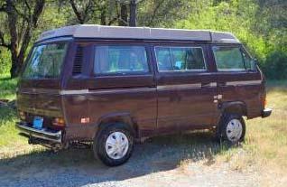 1985 VW Vanagon Westfalia Camper w/ 2.2L Subaru Engine - $7,900 in Grass Valley, CA