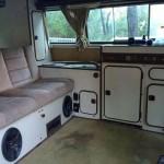 1985 vw vanagon westfalia camper topanga ca 8000 inside