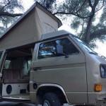 1985 vw vanagon westfalia camper topanga ca 8000 popped