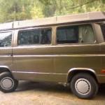 1985 VW Vanagon Westfalia Weekender Automatic - $9,200 in Spokan