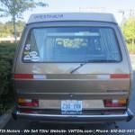 1986 vw vanagon westfalia camper gray bellevue wa auction 3