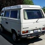 1986 vw vanagon westfalia camper syncro subaru chico 30k 5