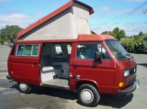 1987 VW Vanagon Westfalia Camper - $16k in Santa Rosa, CA