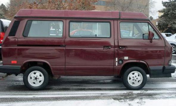 1990 VW Vanagon Westfalia Camper - $7k in Denver, CO -