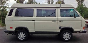 1.8T 1985 VW Vanagon Westfalia Camper - $13k in Napa, CA