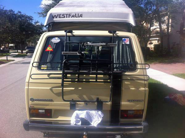 1984 VW Vanagon Westfalia Camper – $7,500 in South Florida