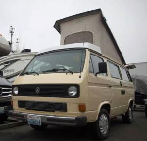 1984 VW Vanagon Westfalia Camper - $8k In Ballard, WA