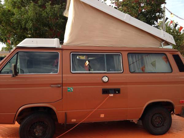 1984 Vw Vanagon Westfalia Camper 7 500 In San Jose Ca