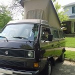 1984 VW Vanagon Westfalia Camper Auction in Battle Ground, IN