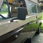 1984 vw Vanagon westfalia camper two tone auction indiana 4