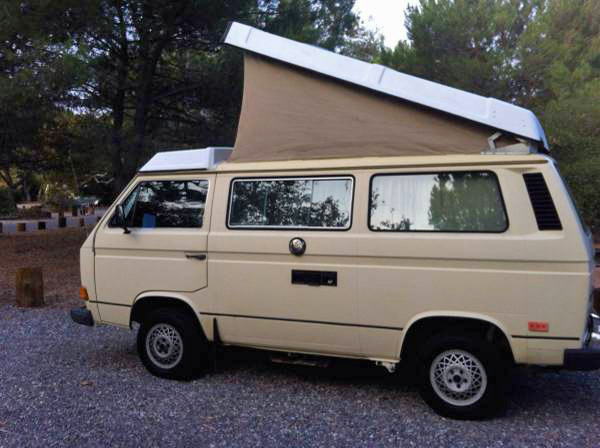 1984 Vw Vanagon Westfalia Camper 9 750 In San Diego Ca