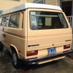 1985 VW Vanagon Westfalia Camper - $7,000 in Santa Cruz, CA