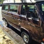 1985 vw Vanagon westfalia Camper 100k miles 7900 portland 3